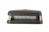 XFC100550 BA9715 LED Number Plate Lamp Clear